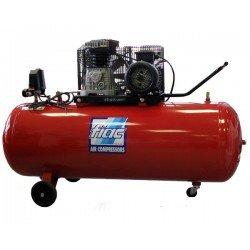 Compresseur à air professionnel FIAC 200 litres - 3 CV