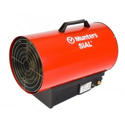 Chauffage pour chantier à gaz 26,6 - 43,5 kW