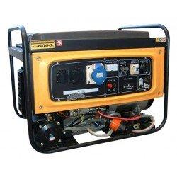 Groupe électrogène à gaz 5,5 kW - KNGE6000E