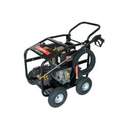 Nettoyeur haute pression thermique Diesel professionnel 10 CV