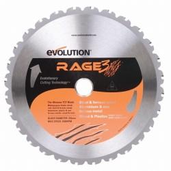 Lame multi-usages 255 mm TCTRAGE3