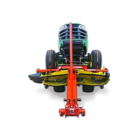 Lève tondeuse quad hydraulique Pro