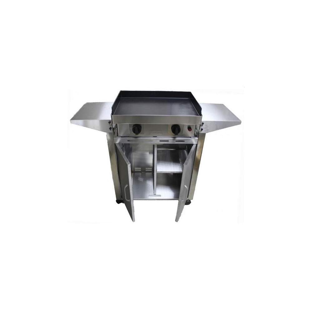 Chariot inox ci60 for Chariot cuisine exterieure
