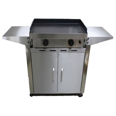 Chariot inox ci75 for Chariot cuisine exterieure