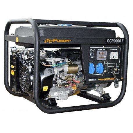 Groupe électrogène 7 kW essence ouvert GG9000LE