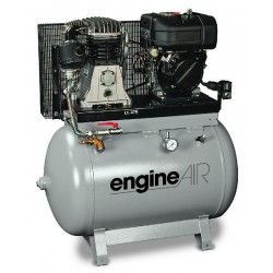 Compresseur Enginair 270L 7.5CV Gasoil