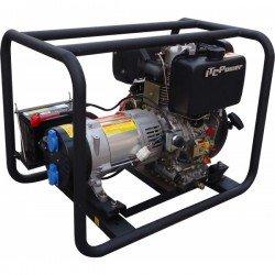 Groupe électrogène diesel 7 KVA démarrage électrique