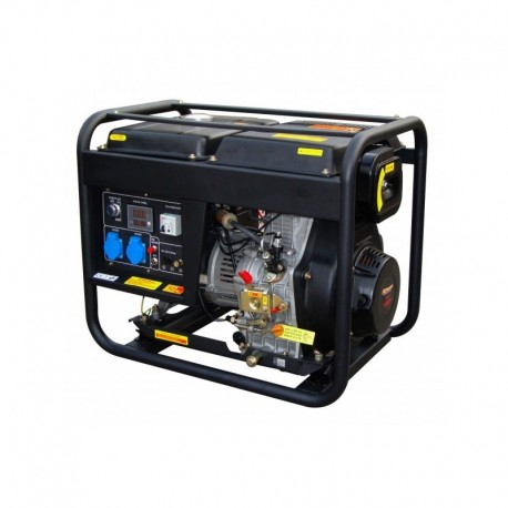 Groupe électrogène diesel 5.5KW ITCPOWER