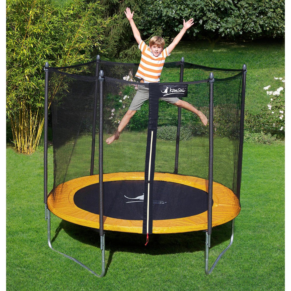 trampoline funni 300 cm. Black Bedroom Furniture Sets. Home Design Ideas