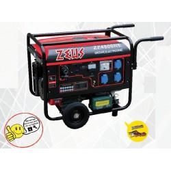 Zeus - Groupe électrogène à démarrage électrique 4 temps 4500W - ZZ4800NE