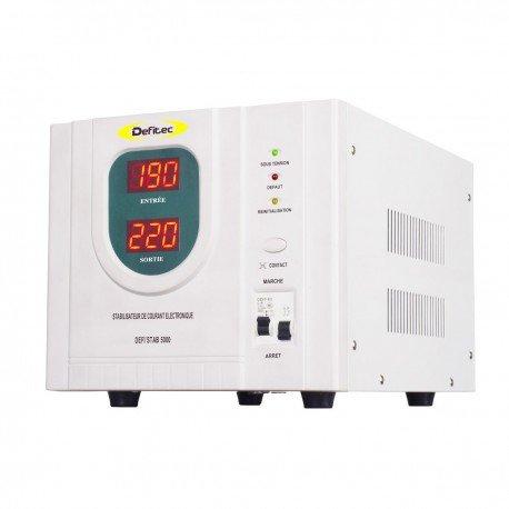 Stabilisateur de courant Inverter 5000W - DEFI'STAB5000