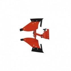 Charrue réversible 17,7 cm