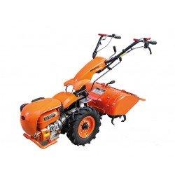 Motoculteur fraises arrière 7 cv - largeur de travail 54-66 cm