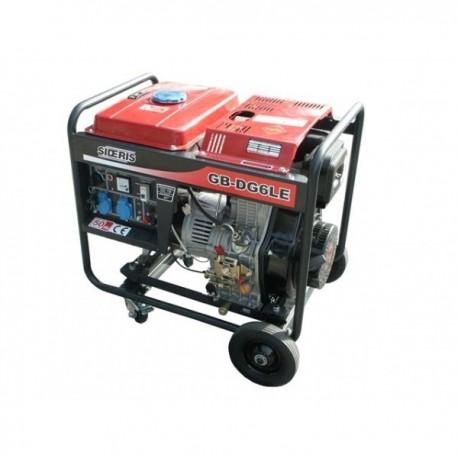 Groupe électrogène diesel 5000W