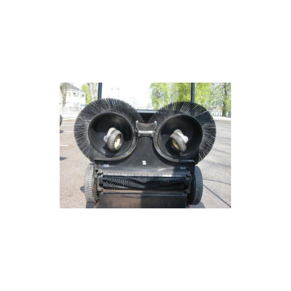 balayeuse manuelle turbo bac de 50 litres largeur 97 cm. Black Bedroom Furniture Sets. Home Design Ideas