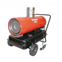 Chauffage pour chantier à fuel 26 kW