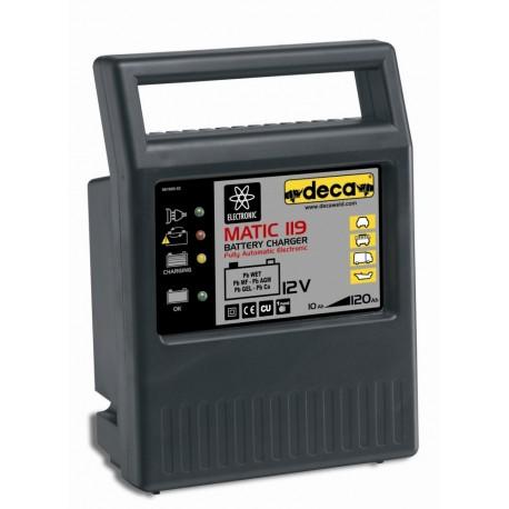 Chargeur de batteries 12V - 120 Amp/h