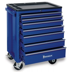 Servante d'atelier Pro garage 7 tiroirs