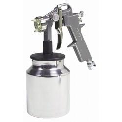 Pistolet à peinture type succion