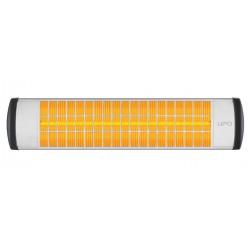 Chauffage infrarouge intérieur et extérieur INOX 1200W