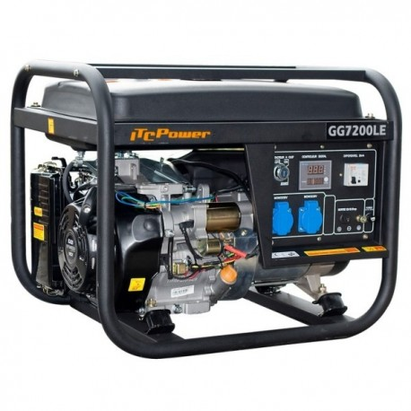 Groupe électrogène essence 5,5 kW GG7200LE