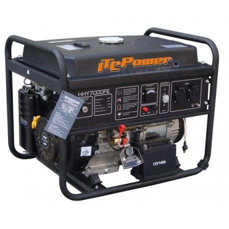 Groupe électrogène essence 5,5 kW