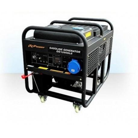 Groupe électrogène essence professionnel 10 KW