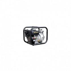 Motopompe essence haute pression bi-turbine 21m3/h