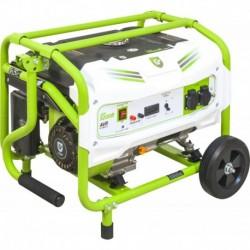 Groupe électrogène essence 3000W avec kit chariot