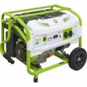 Groupe électrogène essence 4500W avec kit chariot