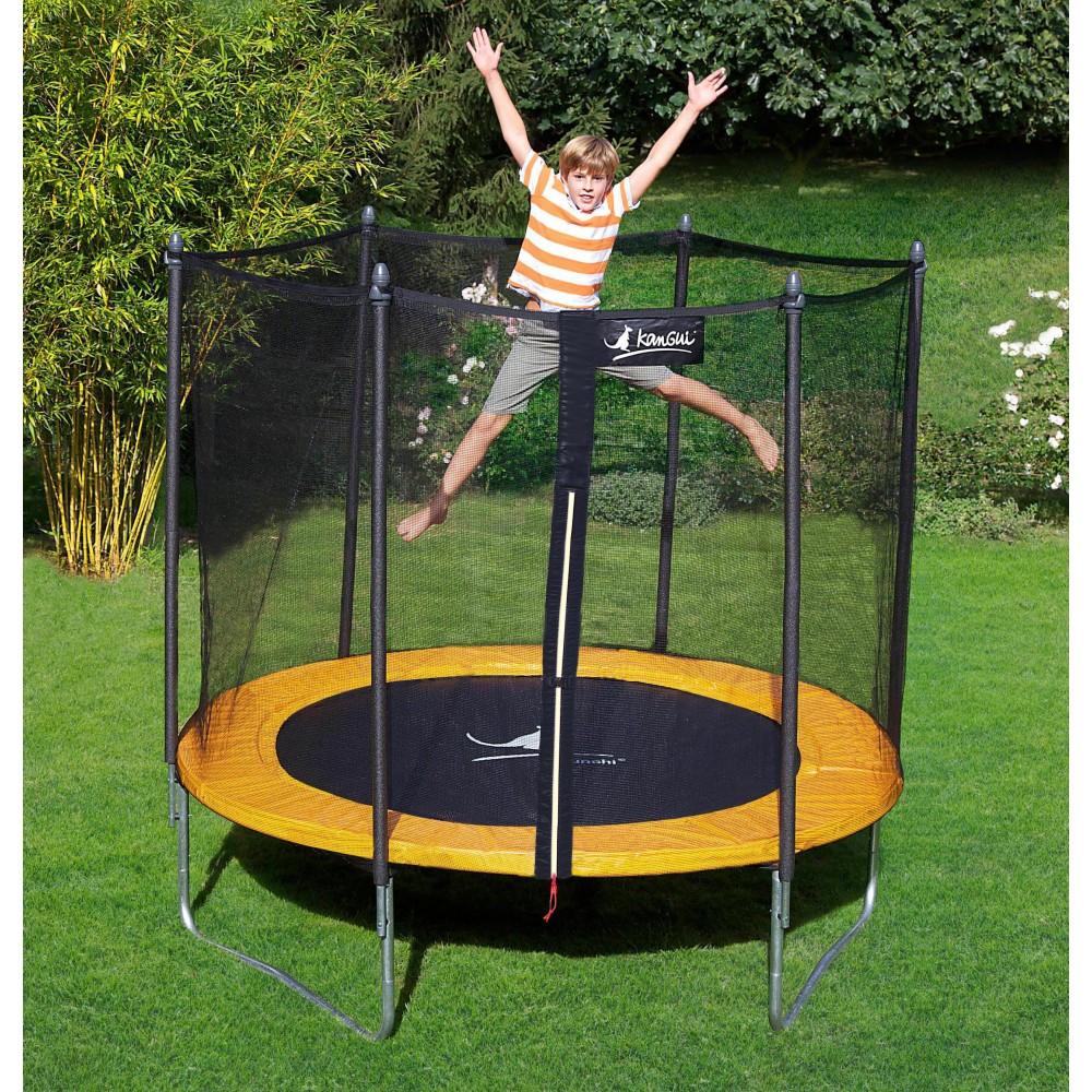 trampoline funni 250 cm. Black Bedroom Furniture Sets. Home Design Ideas