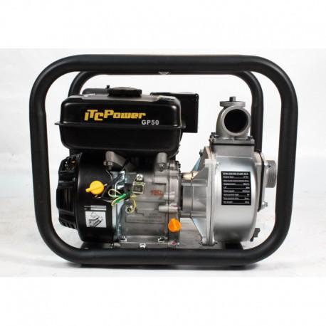 Motopompe essence eaux claires  Ø 50 mm 36m3/h