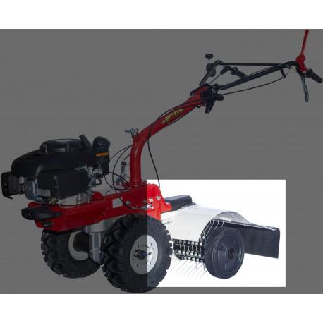 Module Emousseur pour P70, aérateur scarificateur de pelouse