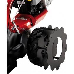 Paire de roues en fer Ø 435 mm pour P70 EVO