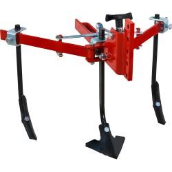 Cultivateur extensible 25 -70 cm - 3 bras réglables