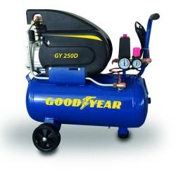 Compresseur électrique 50 L - 2 CV GOODYEAR