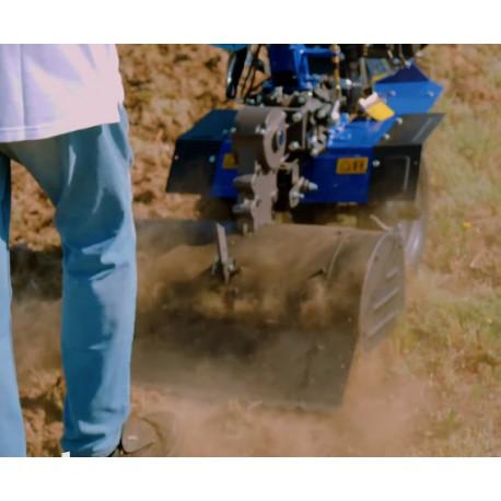 Rotovator 60 cm pour motoculteur GY6000TL