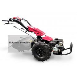 Motoculteur Bulldog CV avec rotovator 65 cm