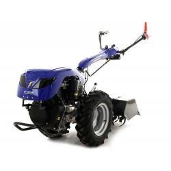 Motoculteur professionnel Goodyear Diesel 16 CV avec démarrage électrique
