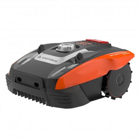 Robot de tonte 20V-2 Ah - 400m² - Wifi - YardForce COMPACT400Ri